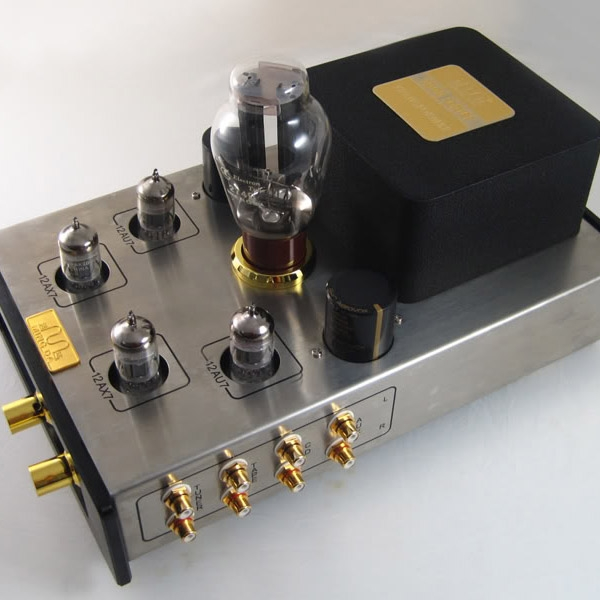 Meixing MingDa MC-7R Vacuum Tube Pre-Amplifier MC7R Amp