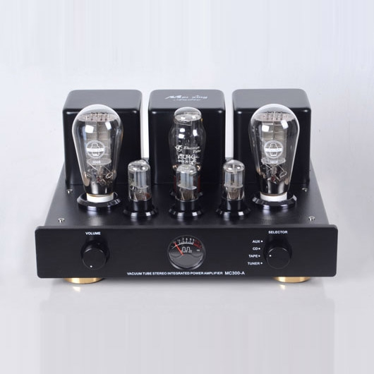 Meixing MC300-ASE Class A tube 300B Hifi Stereo Integrated Amplifier 2014