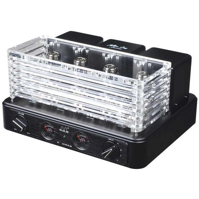MINGDA MC88-C KT88 tube INTEGRATED AMPLIFIER 2014 Remote Control