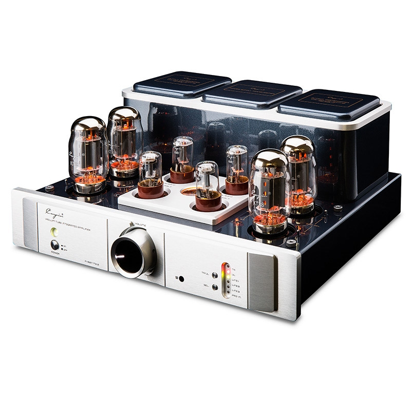 Cayin A-88T MK2 Hifi KT88 Vacuum Tube Integrated Amplifier Brand New