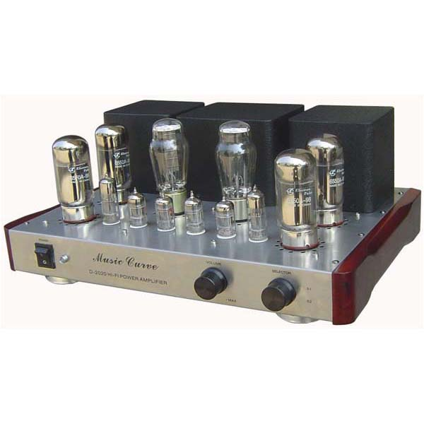 Music Curve D-2020-6550B tube Integrated Amplifier push-pull
