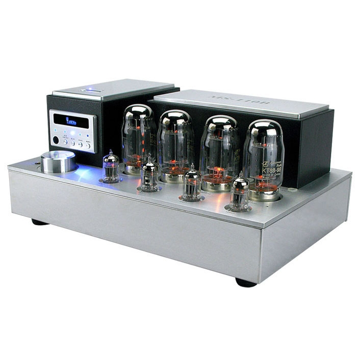 Yaqin MS-110B KT88 vacuum tube Integrated Amplifier Remote Control