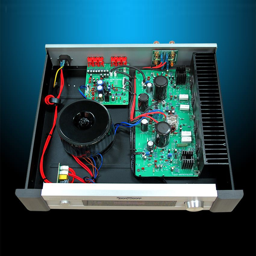 ToneWinner AD-86PRO Class A integrated Amplifier Balanced XLR