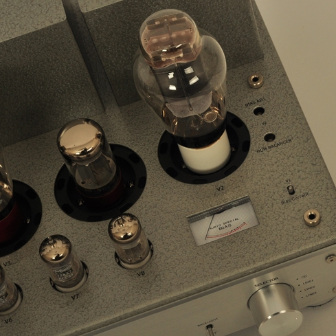Line Magnetic LM-217IA 300B Integrated Vacuum Tube Amplifier