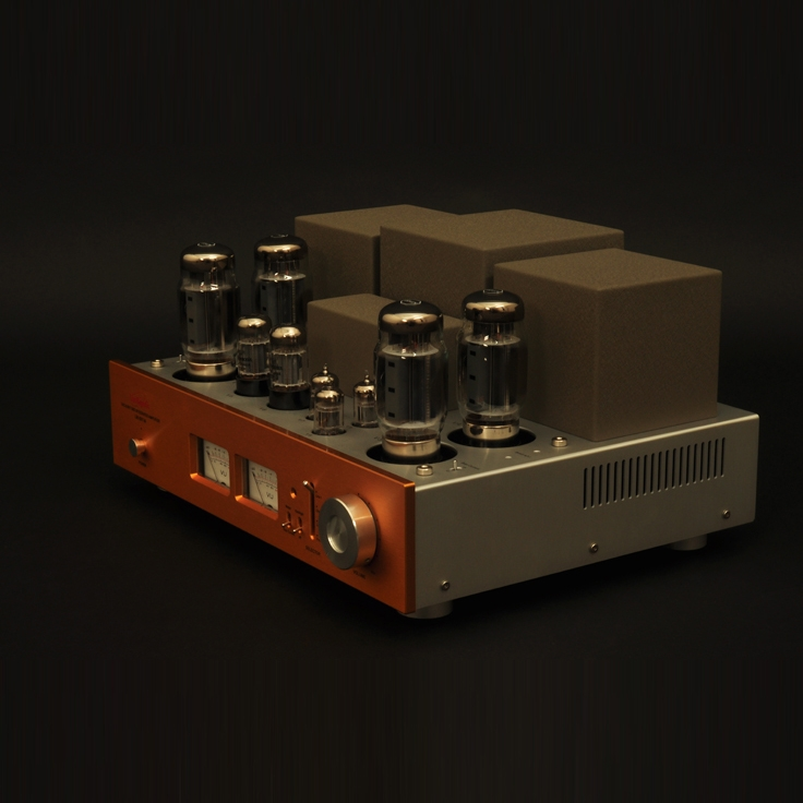 Line Magnetic LM-501IA Hifi KT120*4 Integrated Vacuum Tube Amplifier