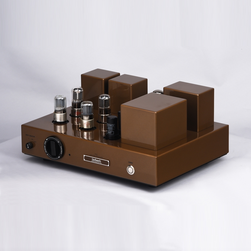 Line Magnetic G-2 tube preamplifier HiFi Antique Valve Preamp With Remote