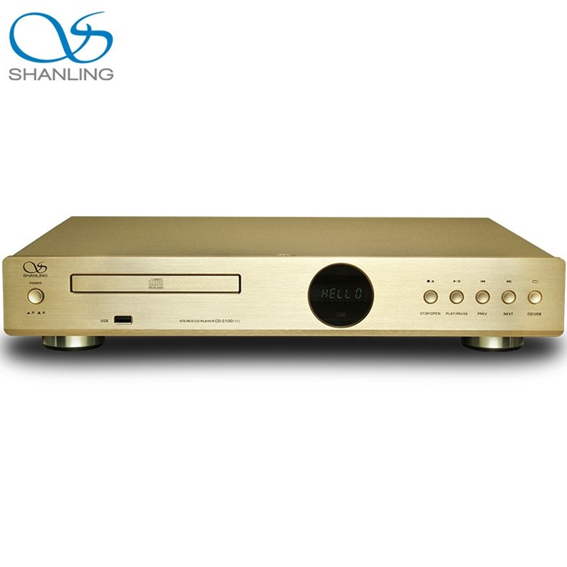 Shanling CD-S100(15) Hifi Turnable Compatible HDCD CD Player