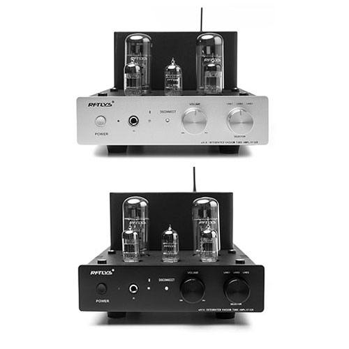 RFTLYS EA1A Bluetooth HIFI EL34 Headphone Amplifier New