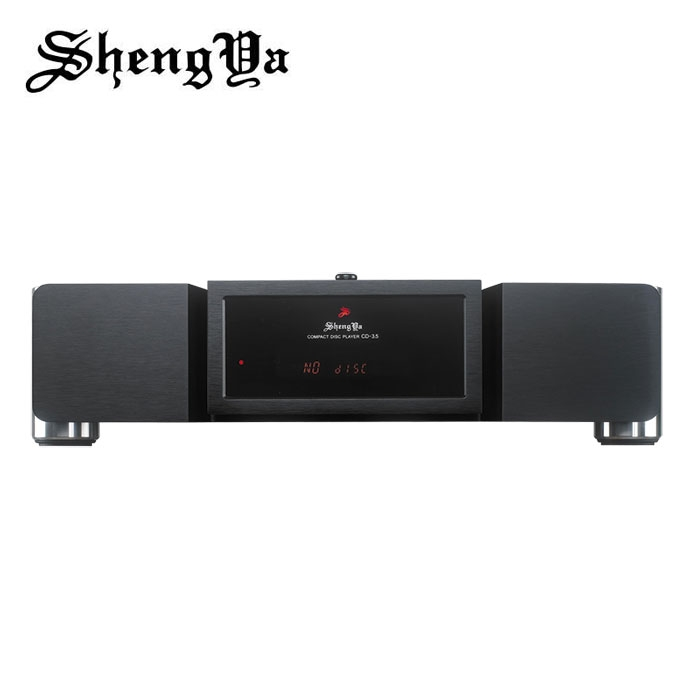 Shengya CD-3.5 vacuum tube CD Player Full Balanced Field-effect
