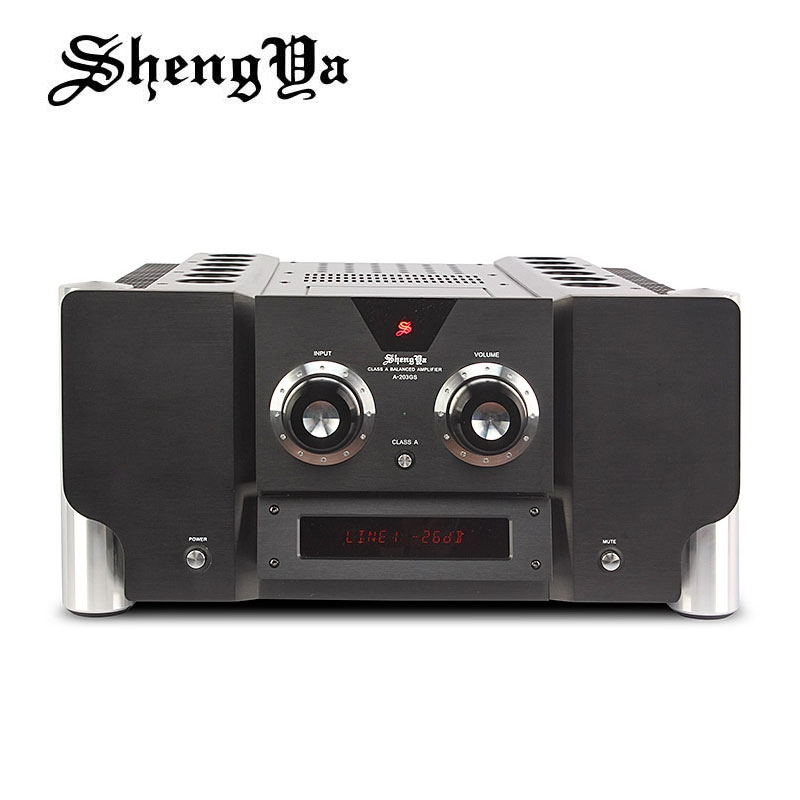 Shengya A-203GS Class A Full Balanced Amplifier pure Amp