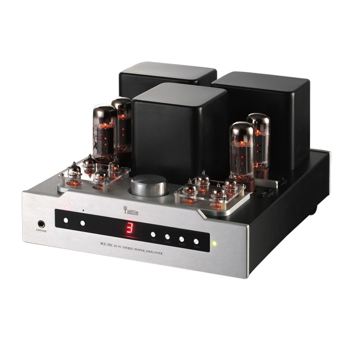 YAQIN MS-30L INTEGRATED AMPLIFIER EL34 Vacuum Tube Upgrade