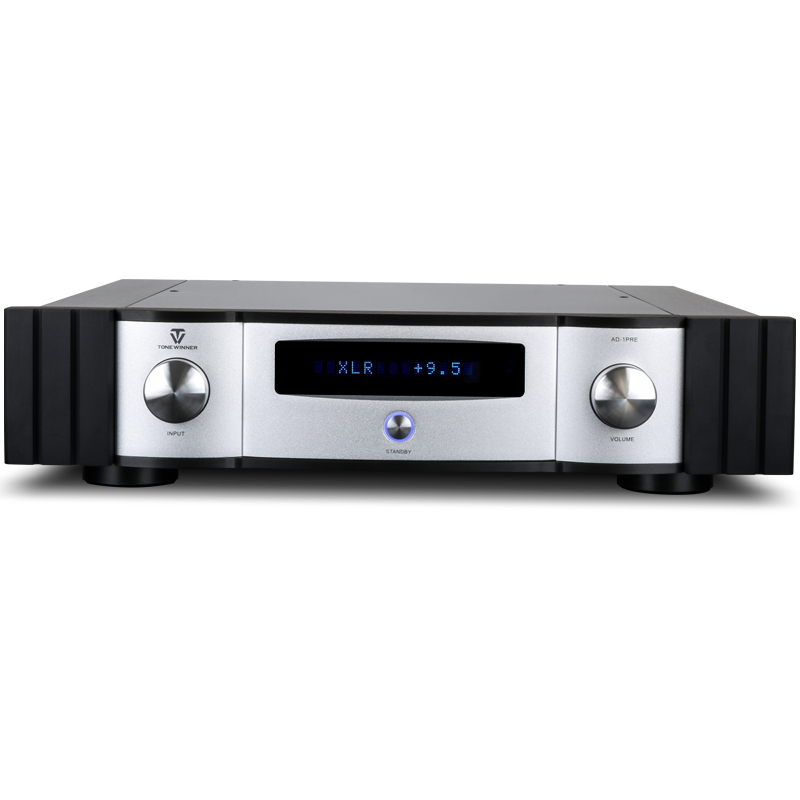 ToneWinner AD-1PRE Audiophile preamp decoding pre-amplifier DAC Full Balanced output