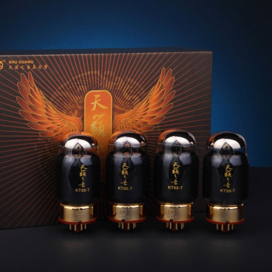 Shuguang voice nature Quad(4) KT88-T vacuum tube Matched