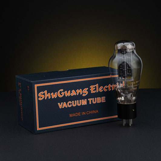 Shuguang WE300B Vacuum tubes Western Electric replica Pair valve 300B