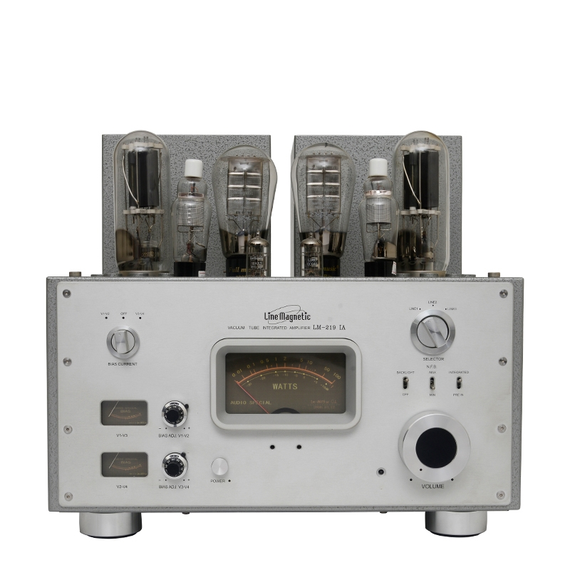 Line magnetic Audio LM-219IA 310A 300B 845 integrated Amplifier Class A single-ended Power Amplifier
