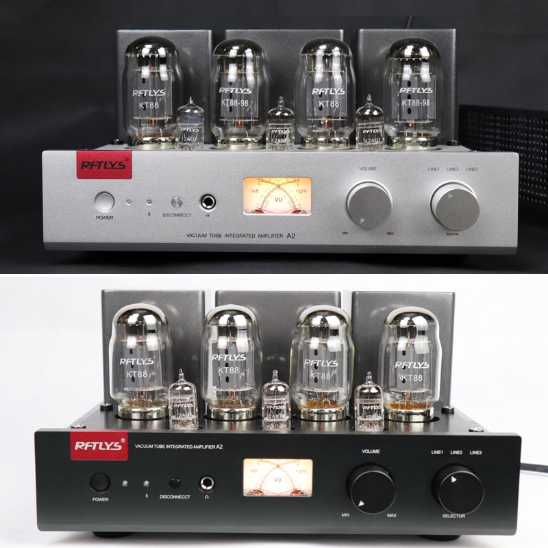 RFTLYS A2 KT88*4 Vacuum tube Hifi Integrated Amplifier Brand New