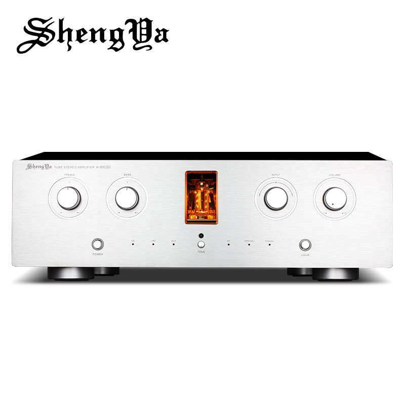 Shengya A-80CSII Hifi pure Stereo Audio Power Amplifier Decode