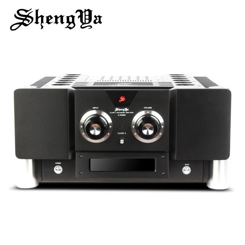 Shengya A-203MK Signature full Balance pure Class A Integrated Amplifiers 2017