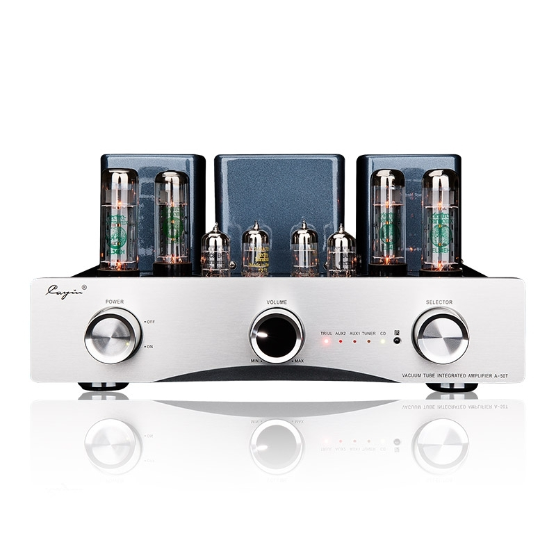 Cayin A-50T EL34EH Vacuum Tube Integrated Amplifier 2016 New