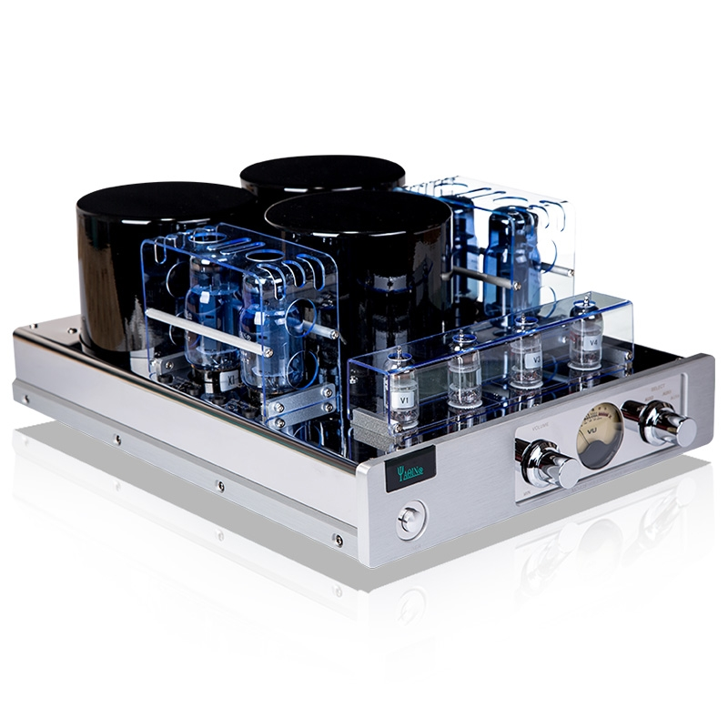 YAQIN MC-13S TUBE 6CA7-T Push-Pull Hifi Integrated Amplifier