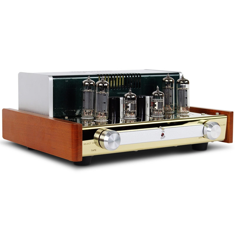 YAQIN MC-84L Vacuum Tube Integrated Amplifier New