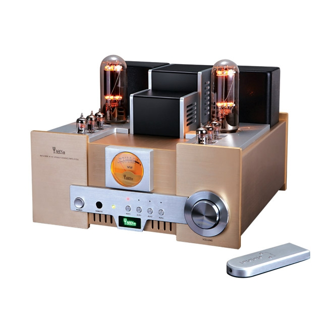Yaqin MS-650B 845 tube Class A single-end Integrated Amplifier